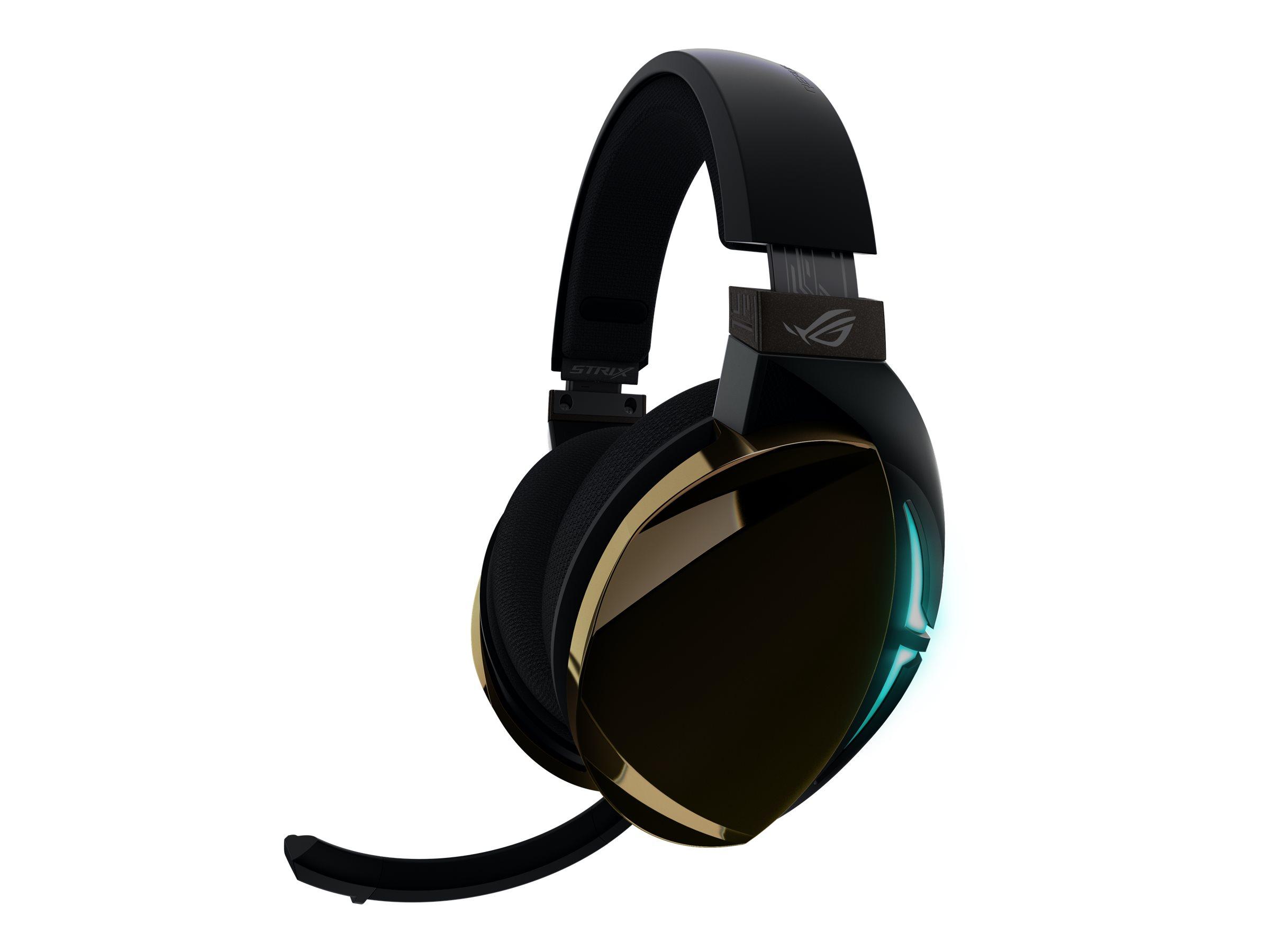ASUS ROG Strix Fusion 500 - Headset - ohrumschliessend - kabelgebunden - USB - für Sony PlayStation 4, Sony PlayStation 4 Pro, S