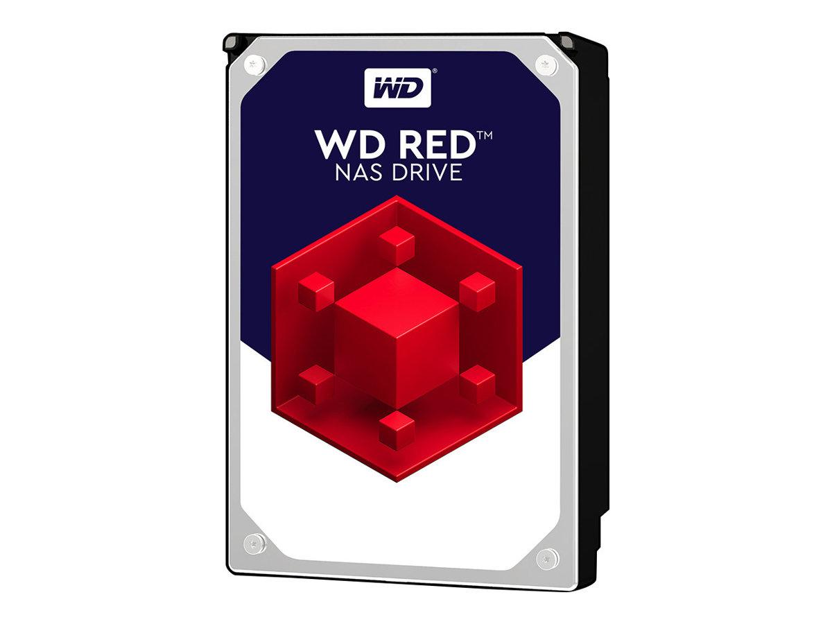 WD Red NAS Hard Drive WD20EFRX - Festplatte - 2 TB - intern - 3.5