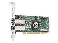 Emulex LightPulse LP11002 - Hostbus-Adapter - PCI-X - 4Gb Fibre Channel x 2