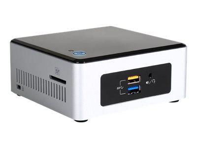 Wortmann TERRA PC-Micro 3000 Silent - GREENLINE MUI - Micro PC - 1 x Celeron N3050 / 2.16 GHz - RAM 4 GB - SSD 240 GB