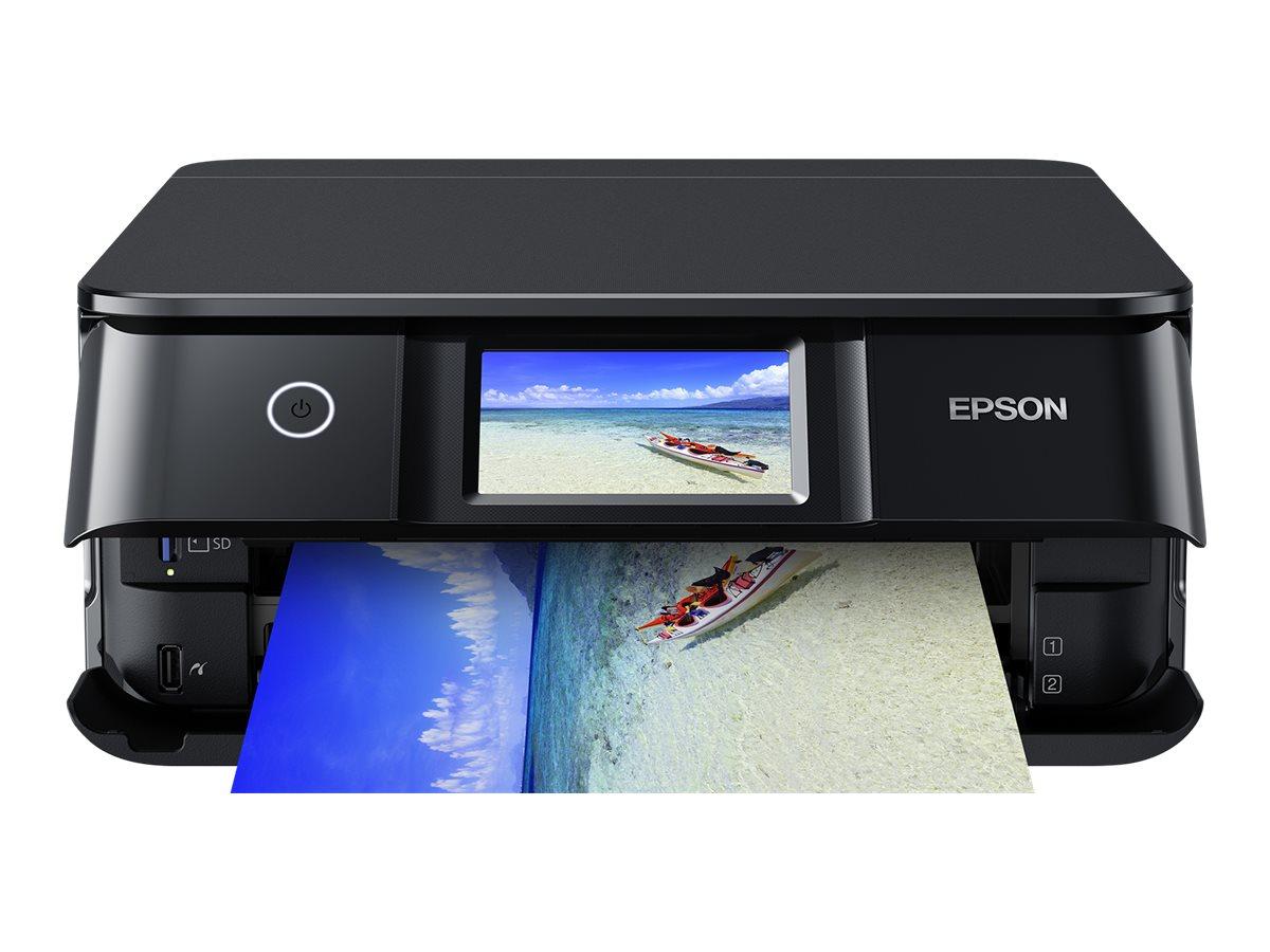 Epson Expression Photo - Multifunktionsdrucker - Farbe - Tintenstrahl - A4/Legal (Medien) - bis zu 32 Seiten/Min. (Drucken)