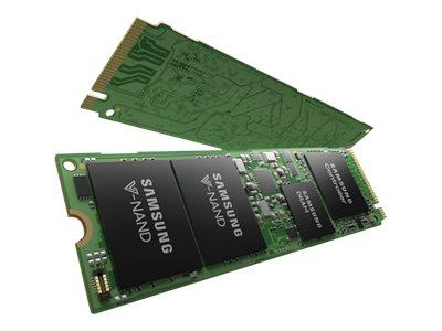 Samsung PM981 MZVLB512HAJQ - Solid-State-Disk - verschlüsselt - 512 GB - intern - M.2 2280