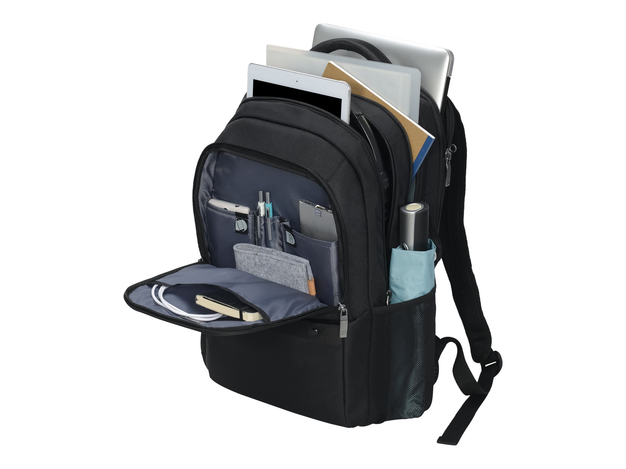 DICOTA Eco Backpack SELECT - Notebook-Rucksack - 43.9 cm - 15