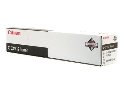 Canon C-EXV 12 - Schwarz - Original - Tonerpatrone - für imageRUNNER 3035, 3045, 3225, 3235, 3245, 3530, 3570, 4570