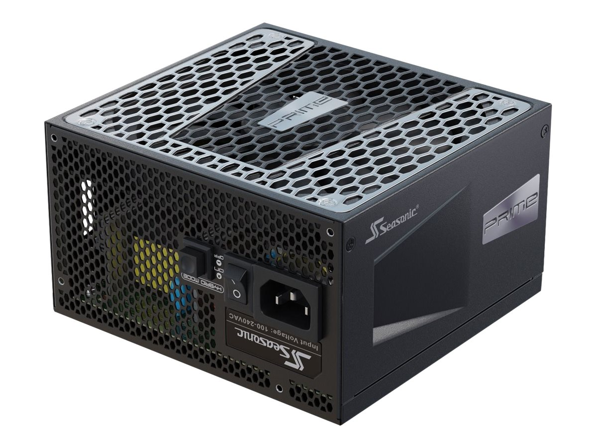 Seasonic Prime PX 850 - Netzteil (intern) - ATX12V / EPS12V - 80 PLUS Platinum - Wechselstrom 100-240 V - 850 Watt