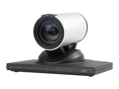 Cisco TelePresence PrecisionHD 1080p Camera - Konferenzkamera - PTZ - Farbe - 1920 x 1080 - motorbetrieben