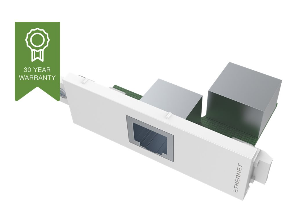 VISION TechConnect 3 RJ45 module - Modulares Faceplate-Snap-In - RJ-45