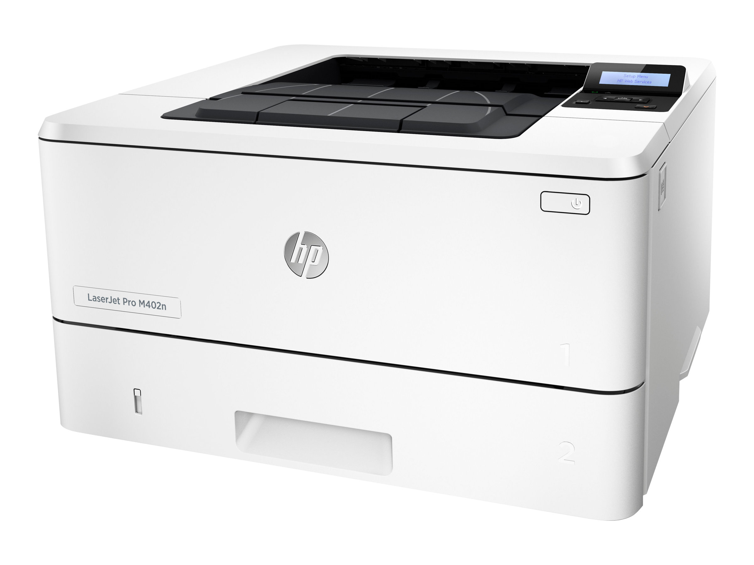 HP LaserJet Pro M402n - Drucker - monochrom - Laser - A4/Legal - 4800 x 600 dpi
