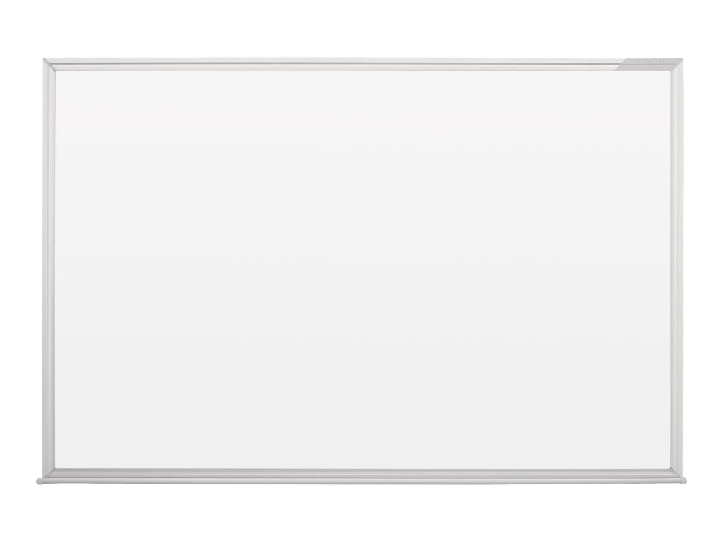 Magnetoplan SP - Whiteboard - geeignet für Wandmontage - 900 x 600 mm - magnetisch