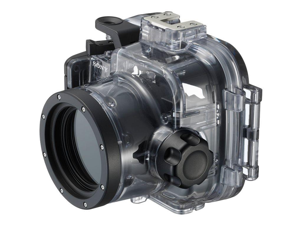 Sony MPK-URX100A - Unterwassergehäuse für Kamera - für Sony RX100; Cyber-shot DSC-RX100, RX100