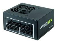 Chieftec Compact Series CSN-550C - Stromversorgung (intern) - ATX12V 2.3/ SFX12V - 80 PLUS Gold - Wechselstrom 100-240 V - 550 W