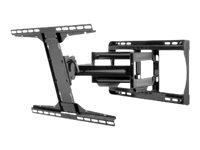 Peerless-AV Paramount PA762 - Wandhalterung für LCD-/Plasmafernseher - Glanzschwarz - Bildschirmgrösse: 99.1-228.6 cm (39