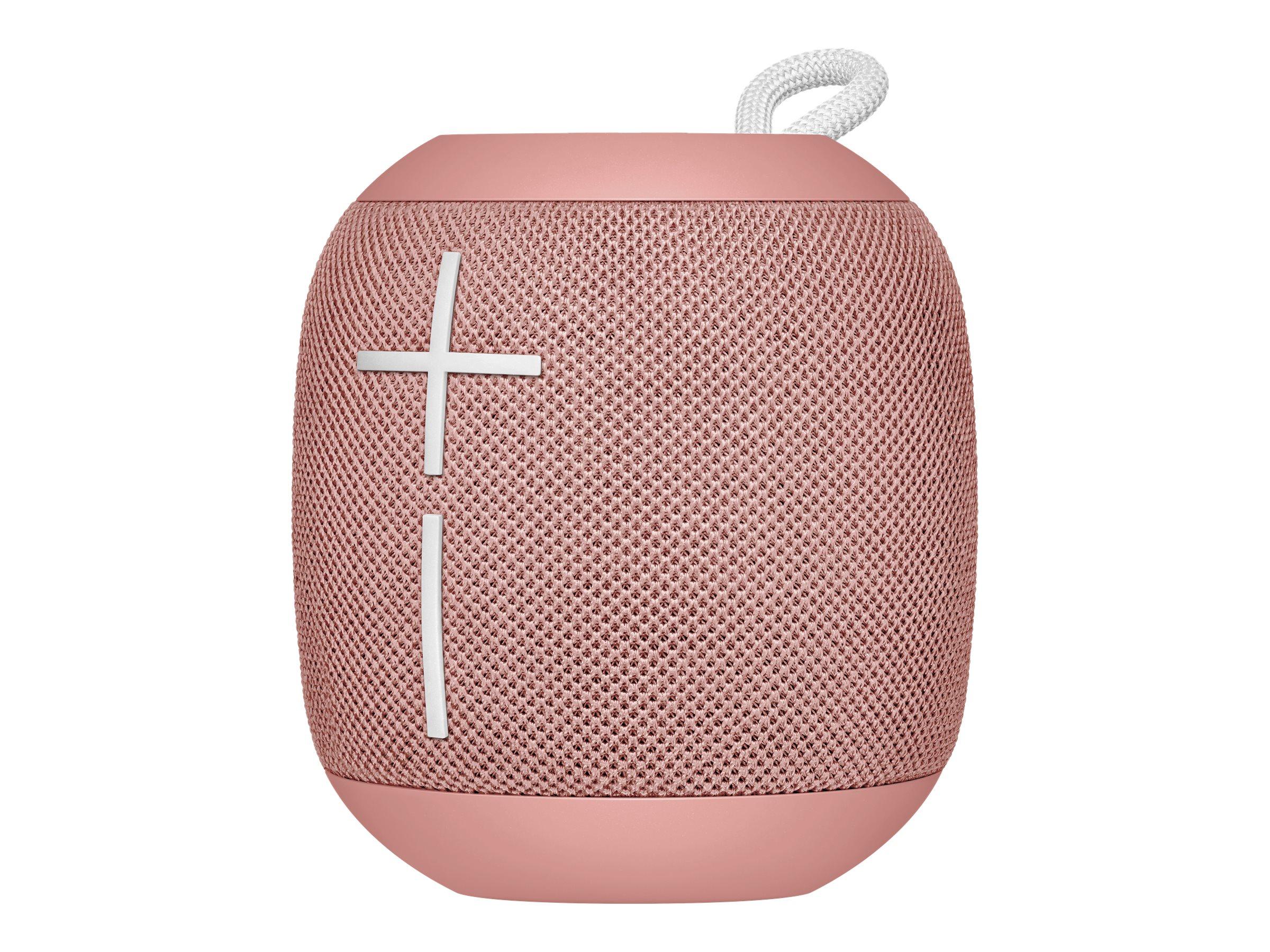 Ultimate Ears WONDERBOOM - Lautsprecher - tragbar - kabellos - Bluetooth - Kaschmir