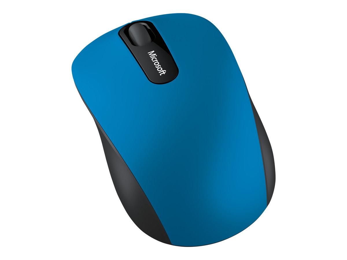 Microsoft Bluetooth Mobile Mouse 3600 - Maus - rechts- und linkshändig - optisch - 3 Tasten - kabellos
