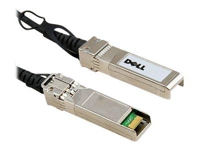 Dell - Direktanschlusskabel - SFP+ bis SFP+ - 5 m - twinaxial - für Force10; Networking C7004, S6000; PowerConnect 55XX, 62XX, 7
