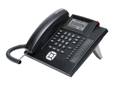 Auerswald COMfortel 600 - Telefon mit Schnur - Schwarz