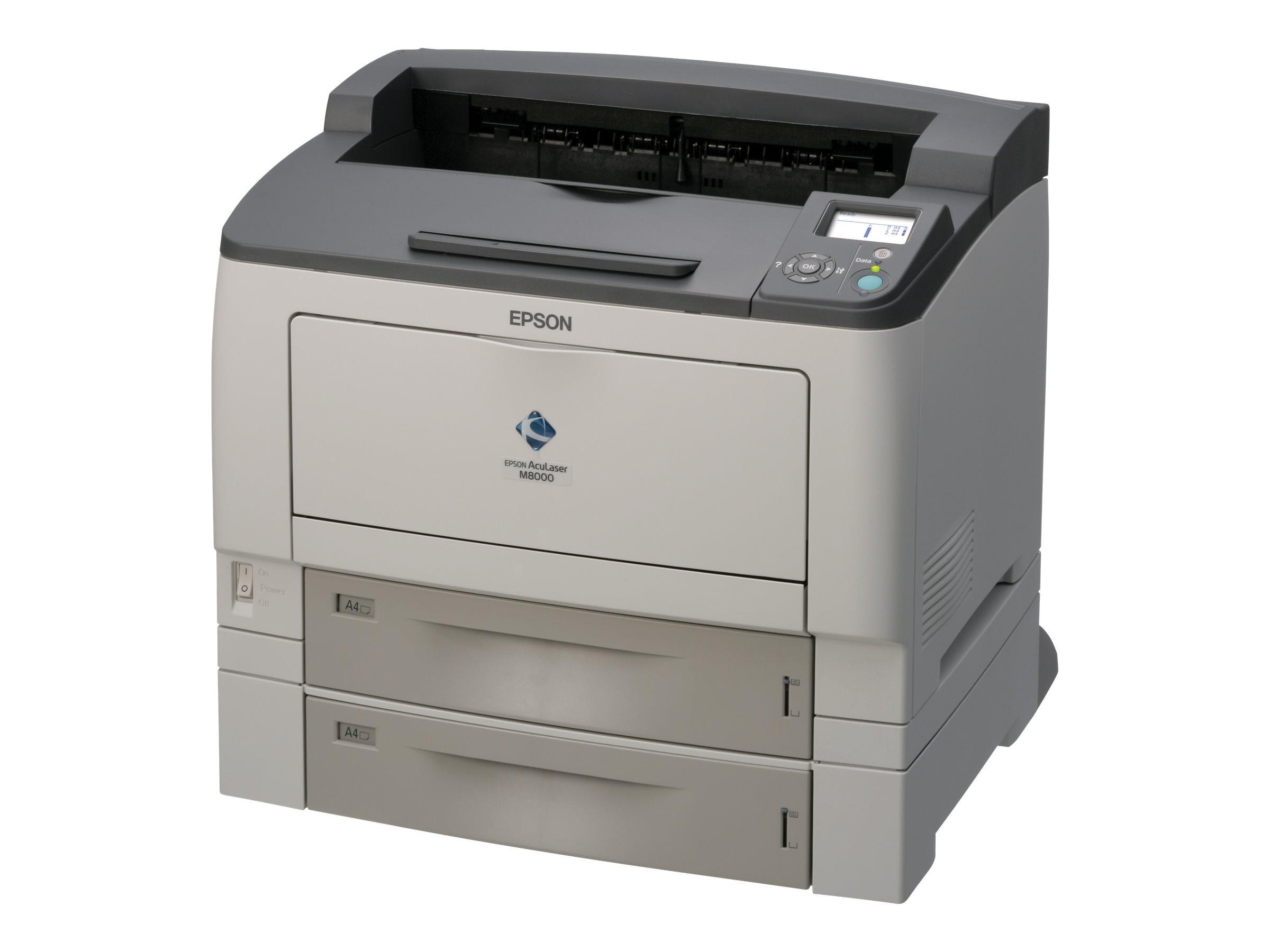 Epson AcuLaser M8000DTN - Drucker - monochrom - Duplex - Laser - A3