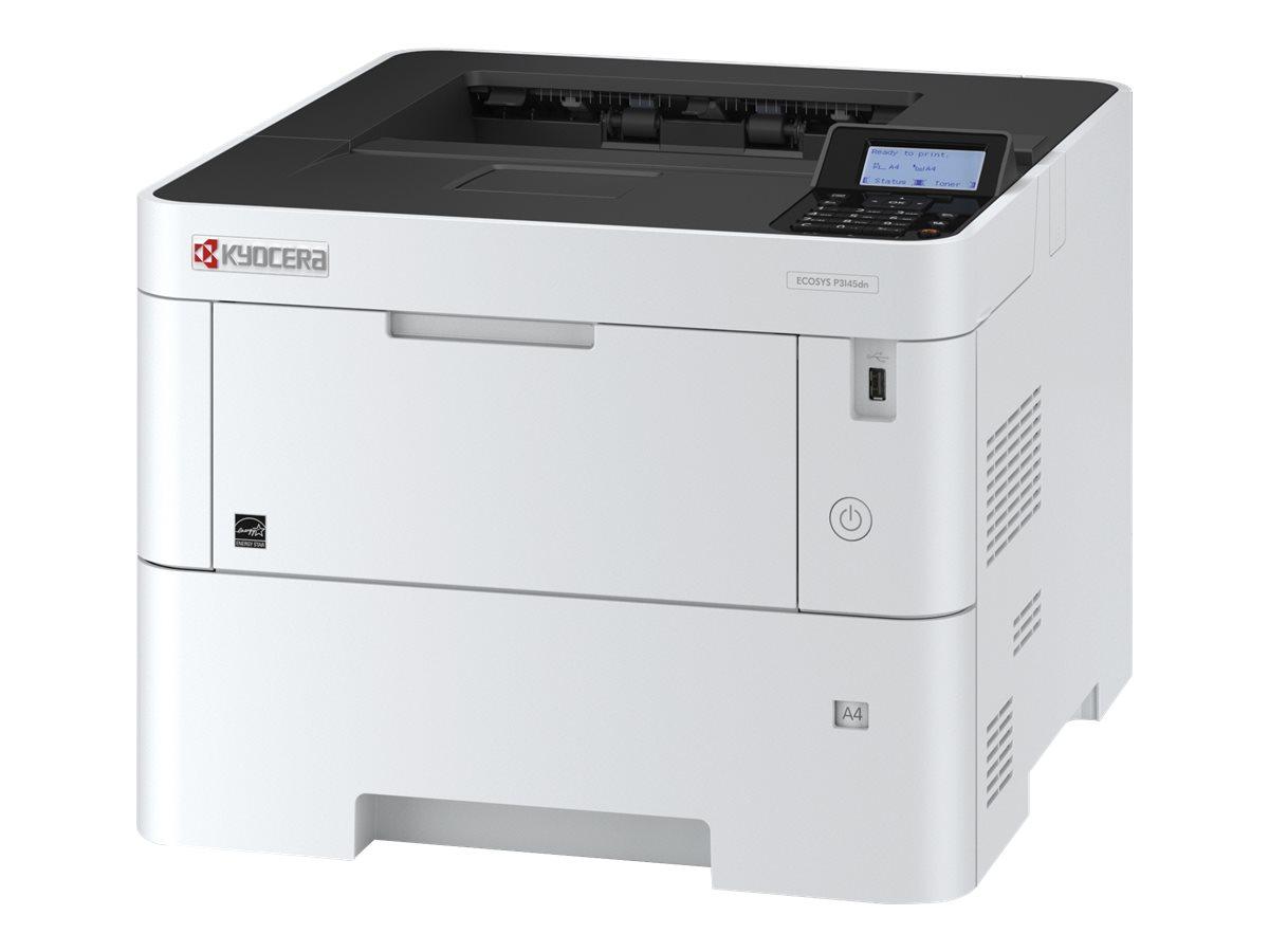 Kyocera ECOSYS P3145dn - Drucker - s/w - Duplex - Laser - A4/Legal