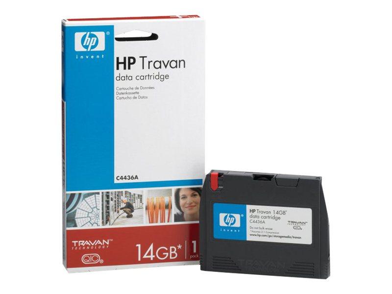 HPE - Travan - 7 GB / 14 GB