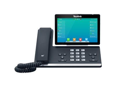 Yealink SIP-T57W - VoIP-Telefon - Bluetooth-Schnittstelle mit Rufnummernanzeige - IEEE 802.11a/b/g/n/ac (Wi-Fi) - SIP, SIP v2, S