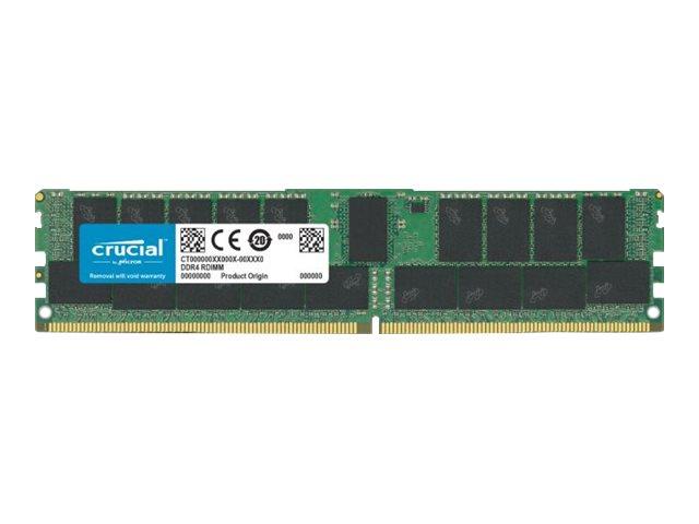 Crucial - DDR4 - Modul - 32 GB - DIMM 288-PIN - 2933 MHz / PC4-23400
