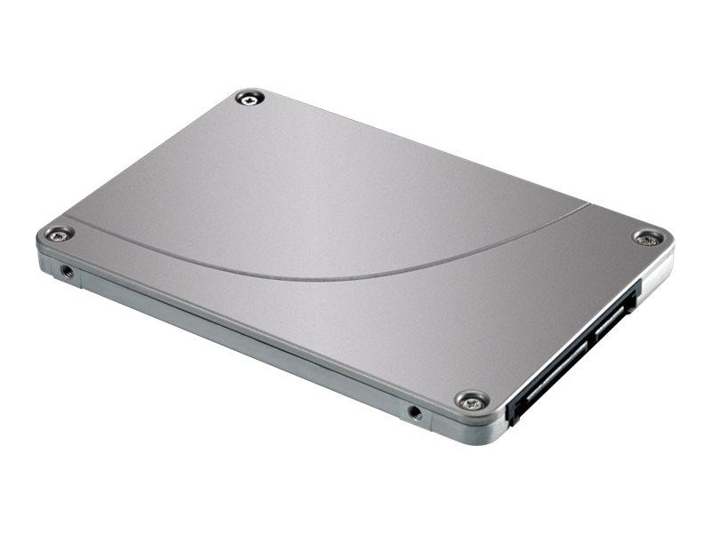 HP - Hybrid-Festplatte - 500 GB (8 GB Flash) - intern - 2.5