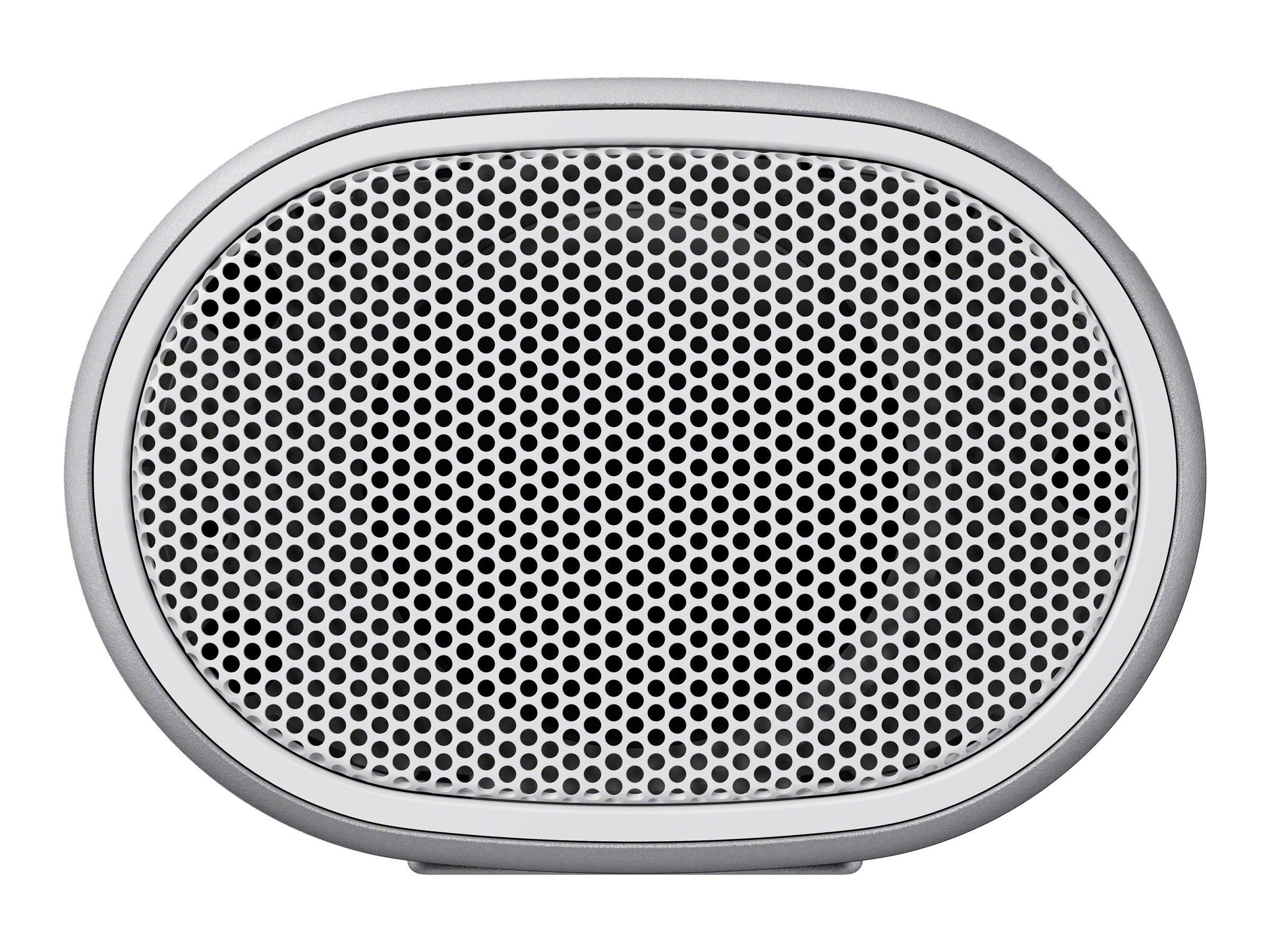 Sony SRS-XB01 - Lautsprecher - tragbar - kabellos - Bluetooth - weiss