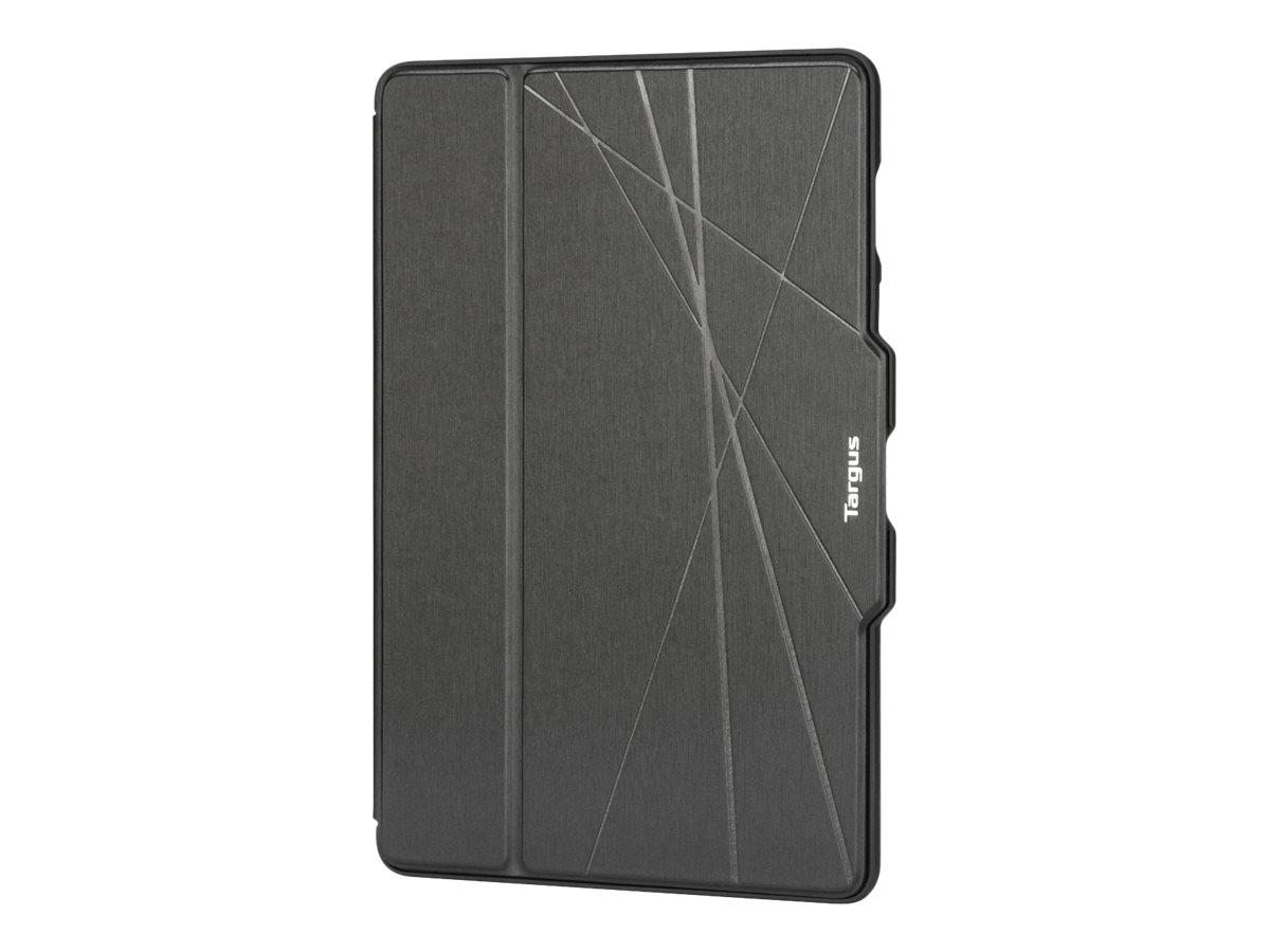 Targus Click-In - Flip-Hülle für Tablet - Polyurethan - Schwarz - für Samsung Galaxy Tab S5e