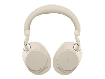 Jabra Evolve2 85 MS Stereo - Headset - ohrumschliessend - Bluetooth - kabellos, kabelgebunden - aktive Rauschunterdrückung