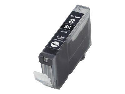 Canon CLI-8BK - 13 ml - Schwarz - Original - Blisterverpackung - Tintenbehälter