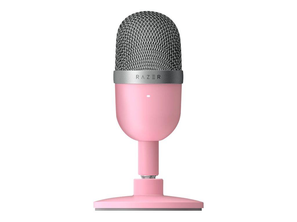 Razer Seiren Mini - Mikrofon - USB - Quartz