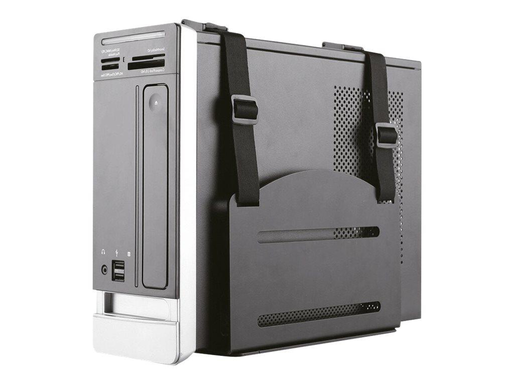 NewStar CPU-W100 - Befestigungskit (CPU-Halterung) - Schwarz - Wandmontage
