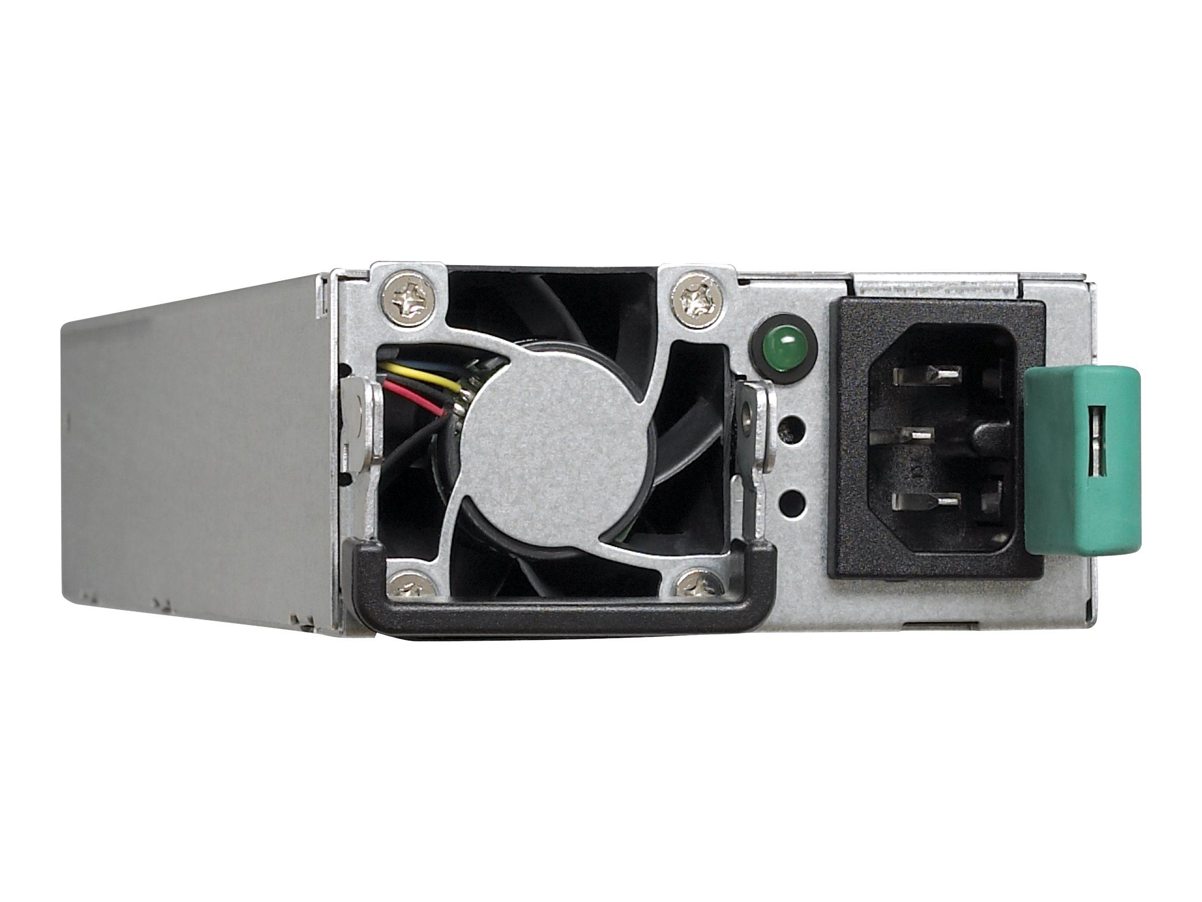 NETGEAR APS1000W - Stromversorgung redundant / Hot-Plug (Plug-In-Modul) - Wechselstrom 110-240 V - 1000 Watt - Europa, Americas