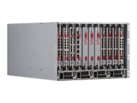 Avaya Virtual Services Platform 8608 - Bundle - Modulare Erweiterungseinheit - Rack-montierbar - mit 3 x Avaya 8600SF Switch Fab