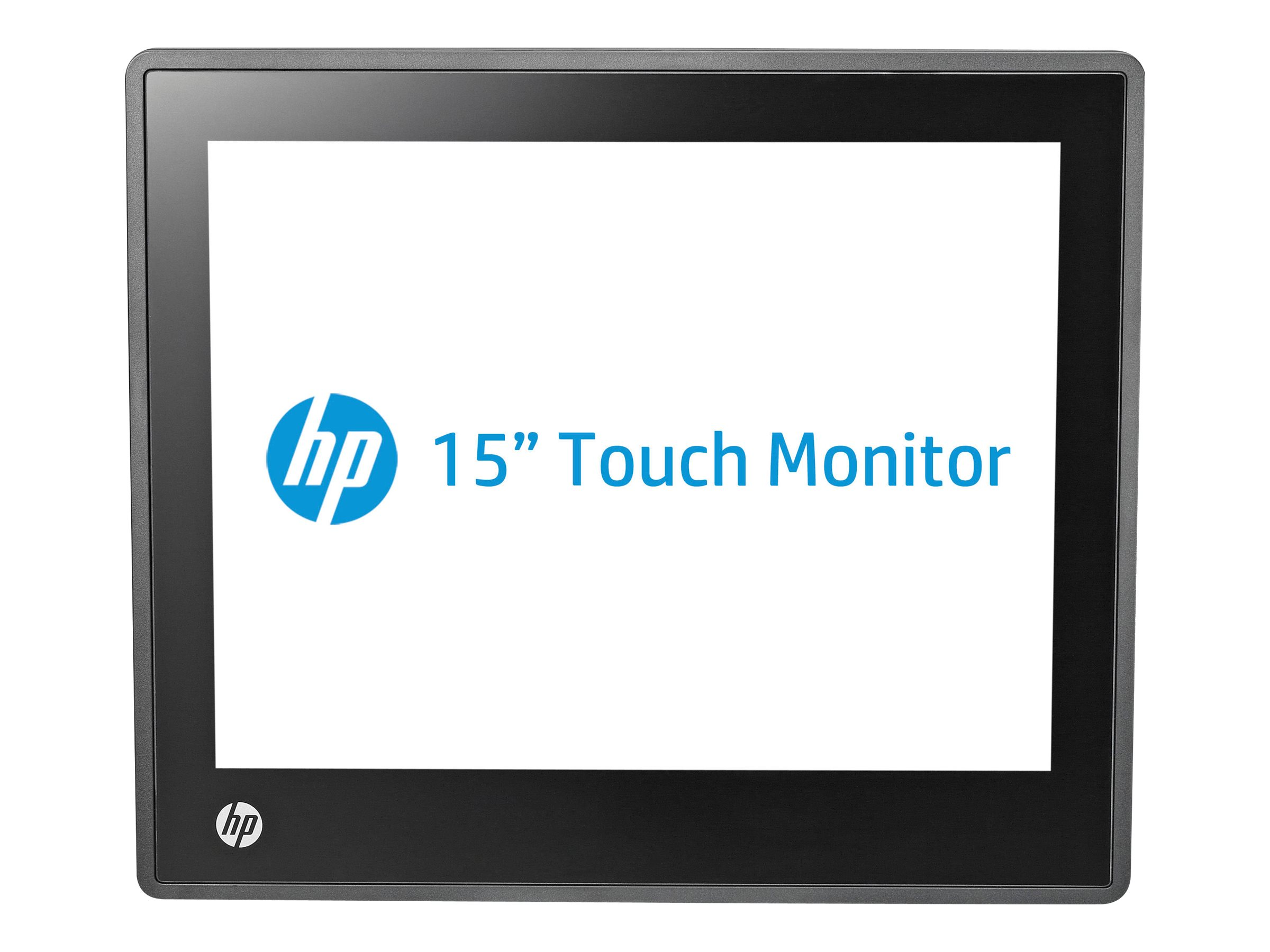 HP L6015tm Retail Touch Monitor - LED-Monitor - 38 cm (15
