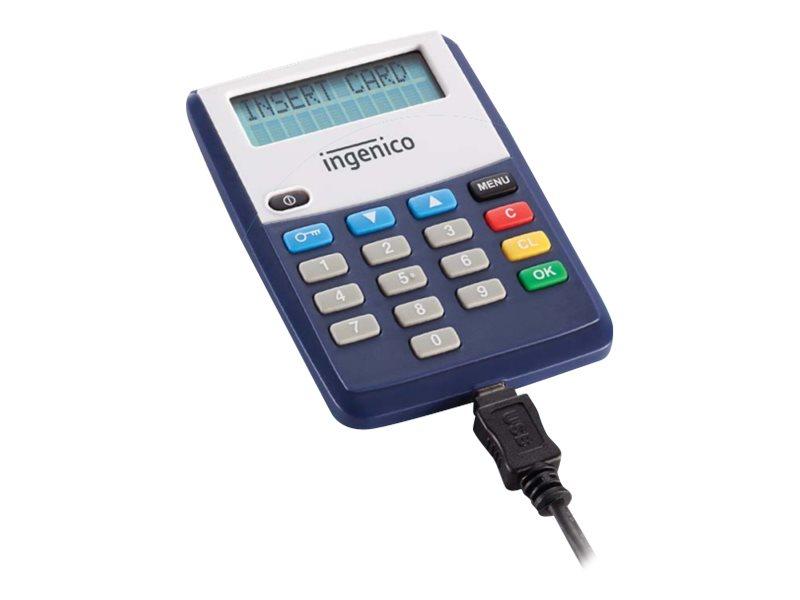 Ingenico Myleo - SmartCard-Leser - USB 2.0