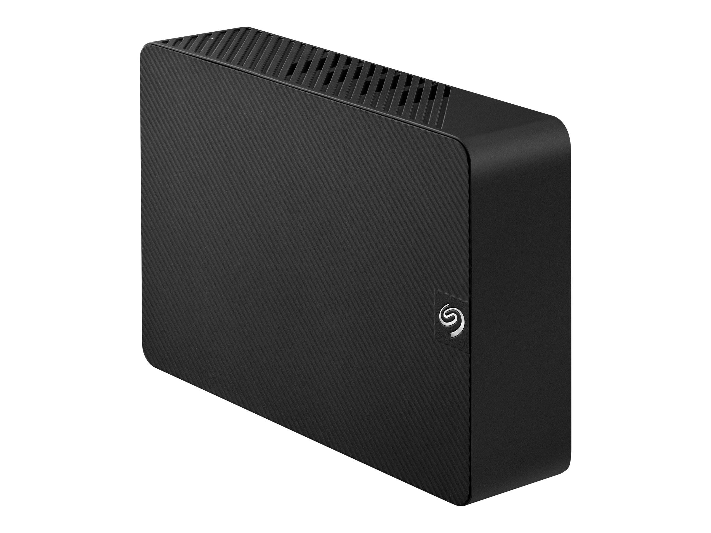 Seagate Expansion STKP10000400 - Festplatte - 10 TB - extern (Stationär) - USB 3.0 - Schwarz