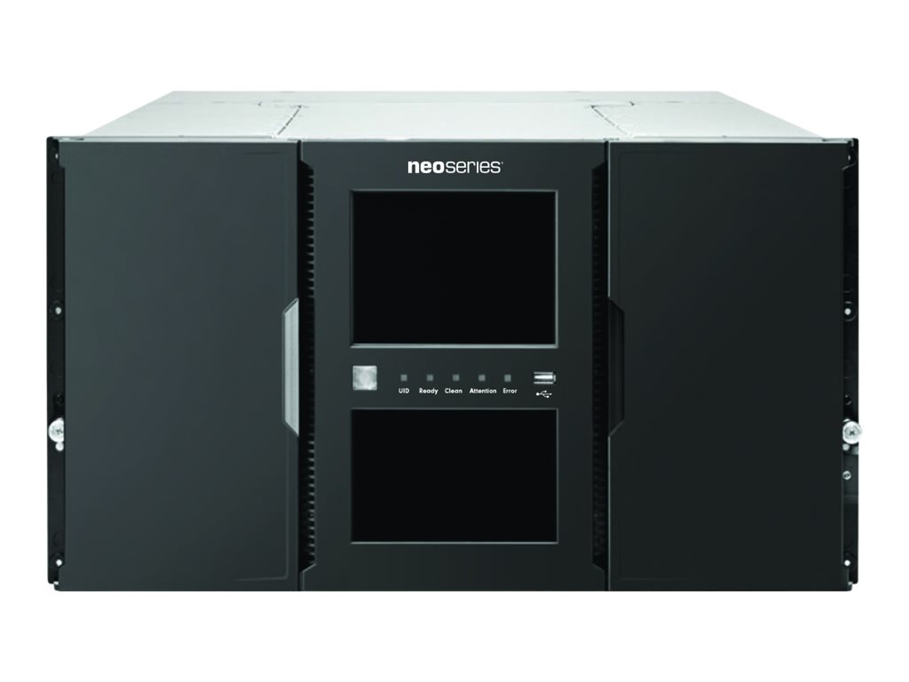 Overland Storage NEOxl 80 - Bandbibliothek - 200 TB / 500 TB - Steckplätze: 80 - LTO Ultrium (2.5 TB / 6.25 TB) x 1 - Ultrium 6
