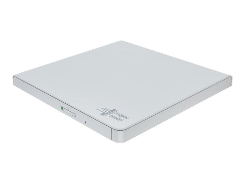 Hitachi-LG Data Storage GP57EW40 - Laufwerk - DVD±RW (±R DL) / DVD-RAM - 8x/8x/5x - USB 2.0 - extern