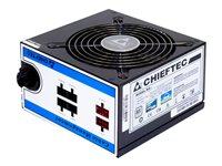 Chieftec A-80 Series CTG-750C - Netzteil (intern) - ATX12V 2.3/ EPS12V - Wechselstrom 230 V - 750 Watt - aktive PFC