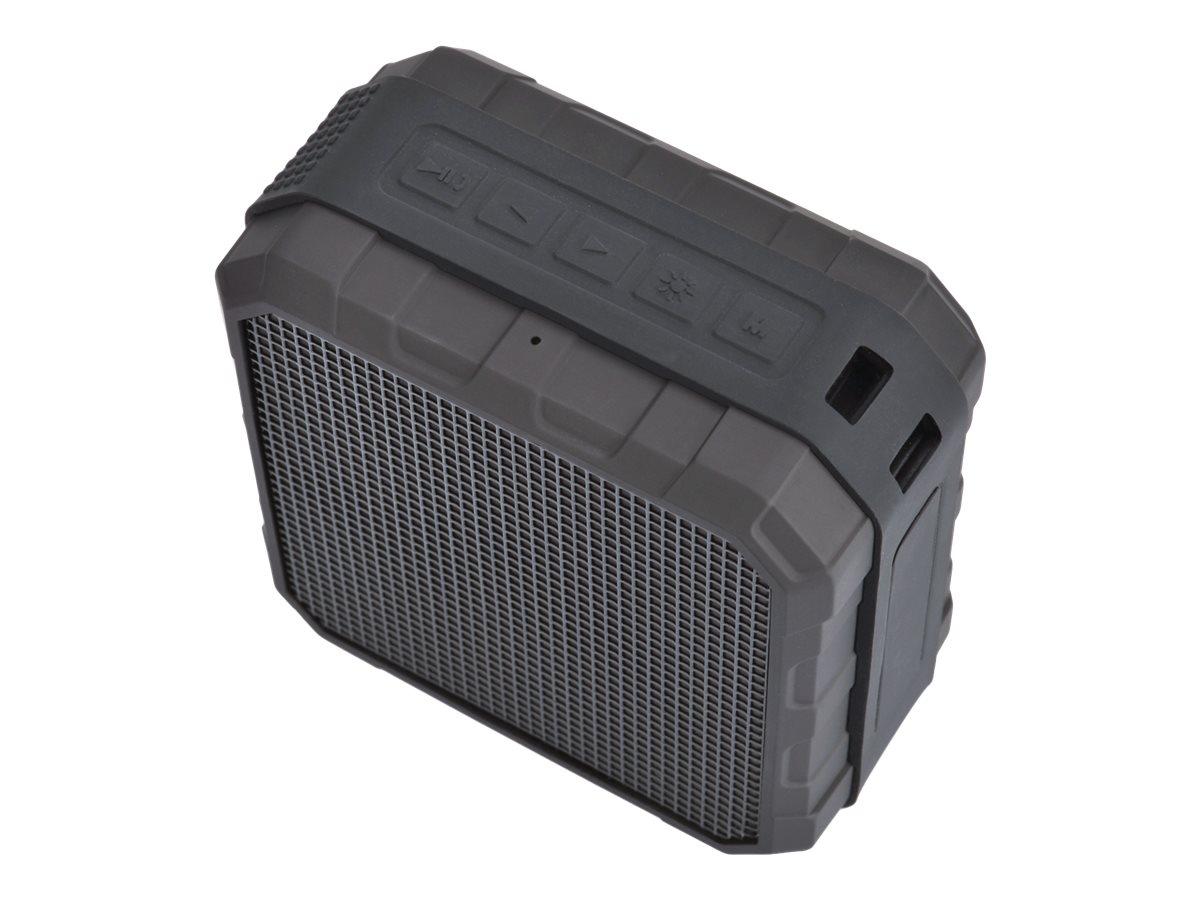 Ednet Spectro II - Lautsprecher - tragbar - kabellos - Bluetooth, NFC - 4 Watt