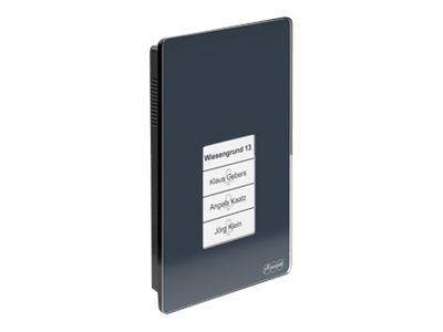 Auerswald TFS-Dialog 400 - Zugriffskontroll-Terminal mit Fingerabdruck-Lesegerät - Anthrazit