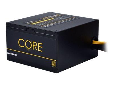 Chieftec Core Series BBS-700S - Stromversorgung (intern) - ATX12V 2.3/ EPS12V/ PS/2 - 80 PLUS Gold - Wechselstrom 100-240 V - 70