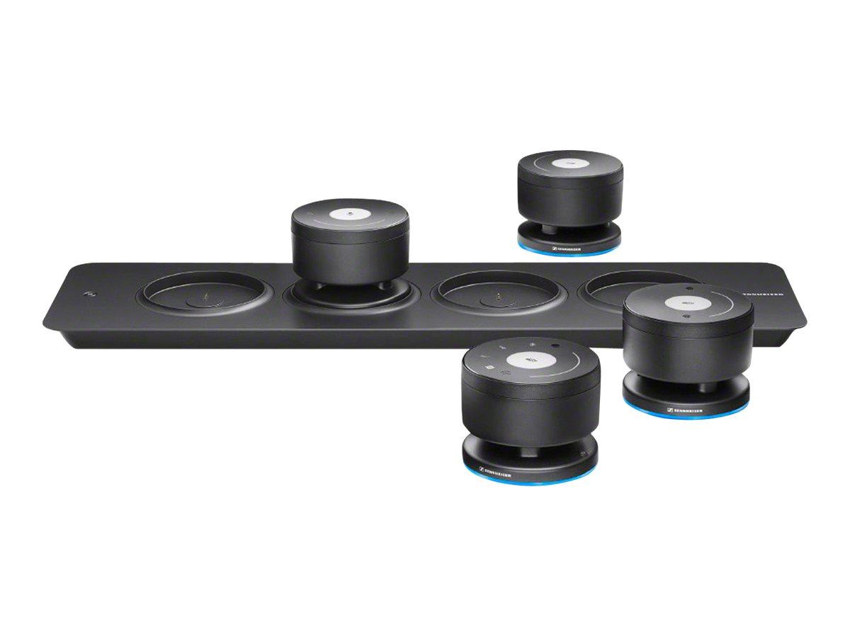 Sennheiser TeamConnect Wireless - Freisprechsystem - Bluetooth - kabellos (Packung mit 4)