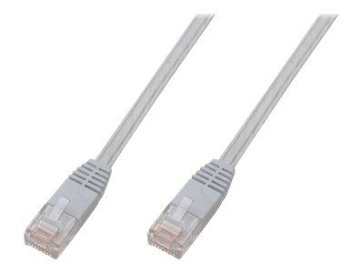 DIGITUS Professional Premium - Patch-Kabel - RJ-45 (M) bis RJ-45 (M) - 5 m - UTP - CAT 5e
