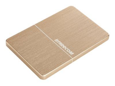 Freecom mHDD Slim - Festplatte - 1 TB - extern (tragbar) - 2.5