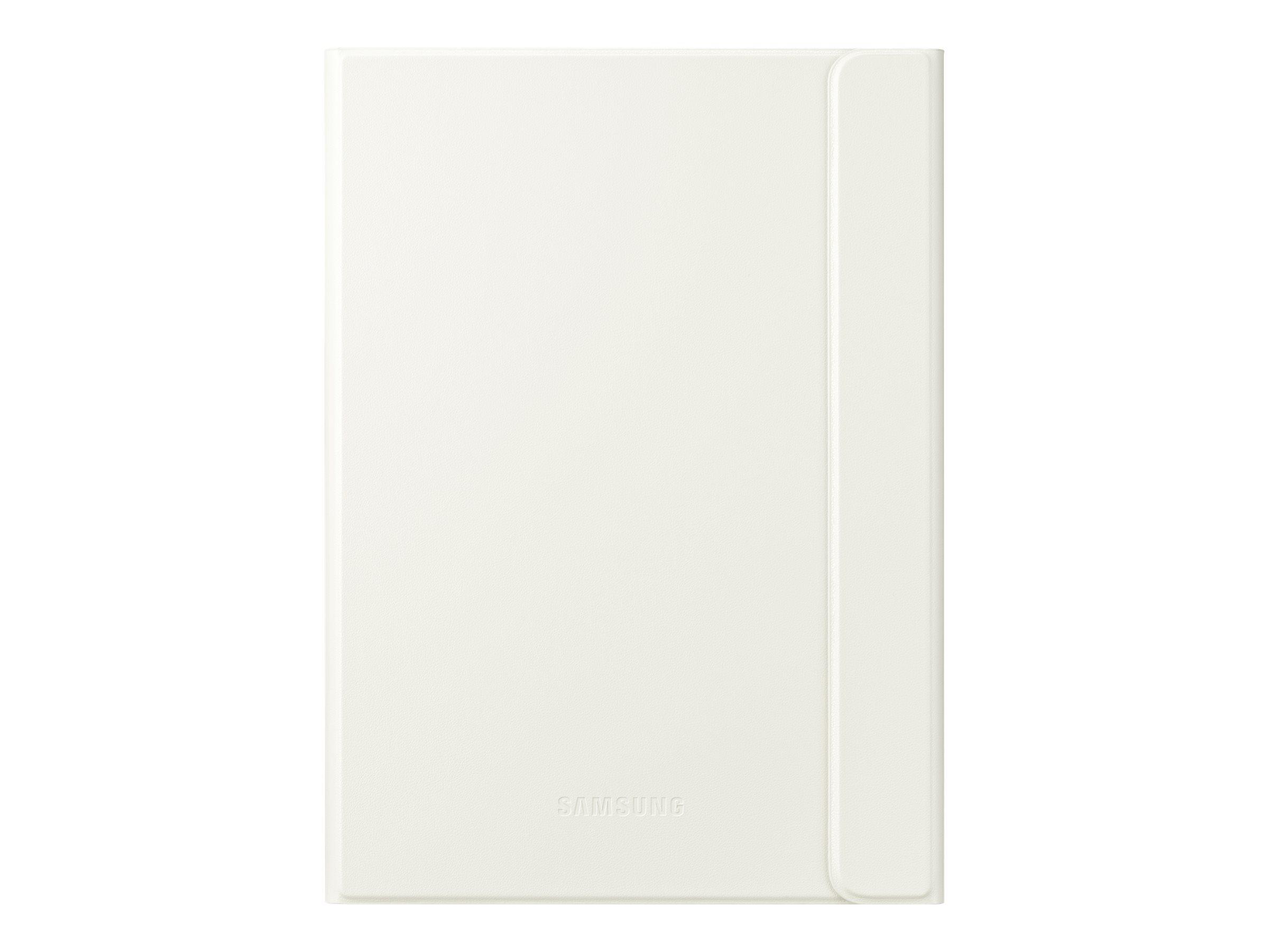 Samsung Book Cover EF-BT720 - Flip-Hülle für Tablet - weiss - für Galaxy Tab S5e