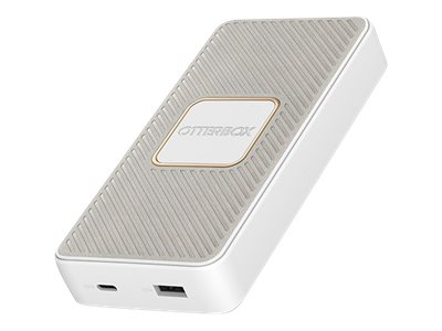 OtterBox Standard - Induktive Power Bank - 15000 mAh - 18 Watt - 3 A - QC 3.0 / PD 3.0 / Apple Fast Charge / Adaptive Fast Charg