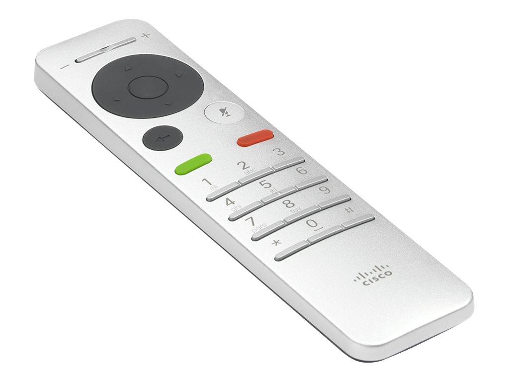 Cisco TelePresence Remote Control 6 - Fernbedienung - für TelePresence SX10