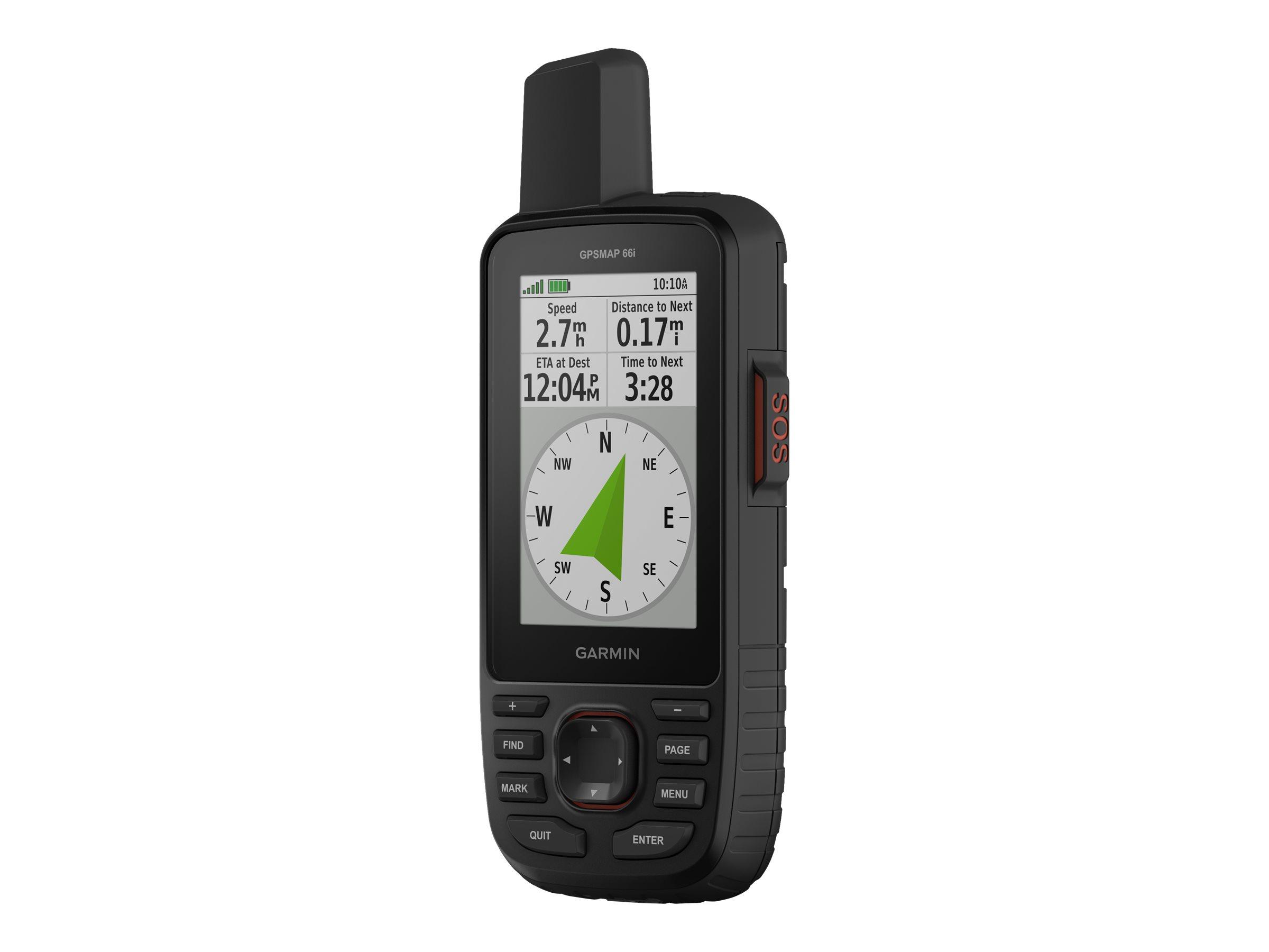 Garmin GPSMAP 66i - GPS-Navigationsgerät - Wandern 3